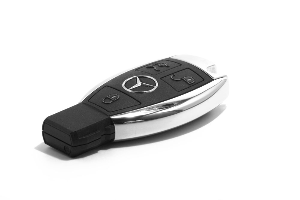 Mercedes benz keyfob battery replacement smartkey keyless for Replacement key mercedes benz